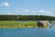<h5>Karikko</h5><p>Kivikkoinen karikko on monien lintujen pesimäpaikka. Tunnus: img_4135</p>