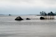 <h5>Kivikkoinen meri</h5><p>Meri harmaassa marraskuussa juuri ennen talven saapumista. Tunnus: img_1904</p>