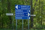 <h5>Tienviitta Pernajassa</h5><p>Alkukesän kuva Porvoon seudulta Pernajan kunnan alueelta. Tunnus: img_1815</p>