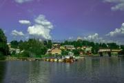 <h5>Porvoon vanha kaupunki</h5><p>Kesäpäivä Porvoonjoella veneilemässä. Tunnus: img_3105</p>