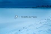 <h5>Talvinen järvimaisema</h5><p>Järvimaisema kylmässä kaamosillassa. Tunnus: img_5287</p>