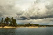 <h5>Ukkonen</h5><p>Kevään ensimmäiset ukkoset tekevät taivaasta dramaattisen. Tunnus: img_2533</p>